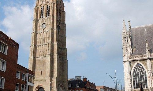 Dunkerque est riche d'un patrimoine exceptionnel...